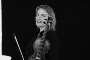 charlotte balle, violin, unterricht, foto