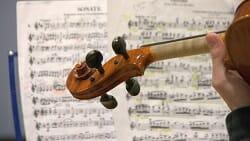 kontakt, violine, charlotte balle